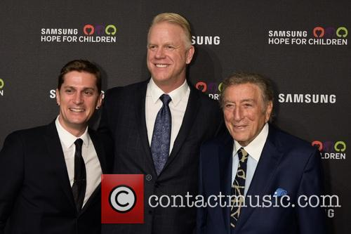 Rob Thomas, Boomer Esisdon and Tony Bennett 2