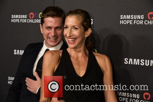Rob Thomas and Alysia Reiner 2
