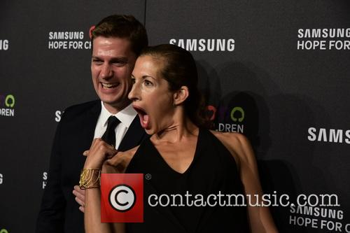 Rob Thomas and Alysia Reiner 4