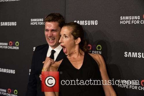 Rob Thomas and Alysia Reiner 5