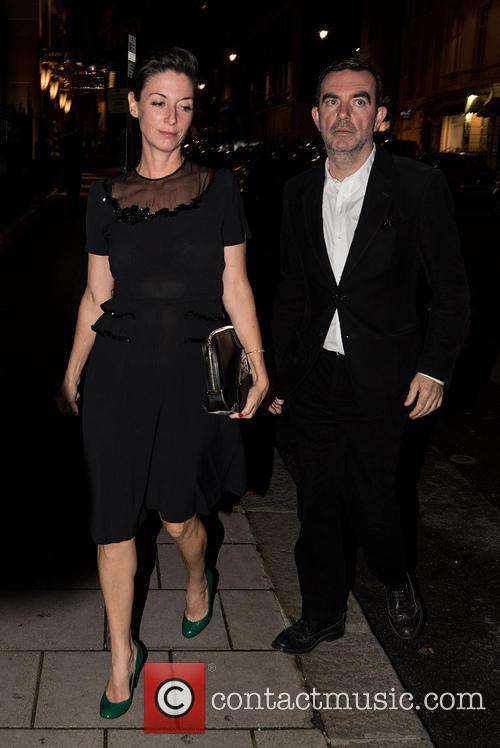 Simon Aboud and Mary Mccartney 2