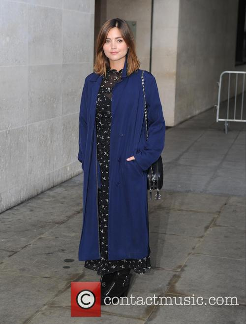 Jenna Coleman leaving BBC Radio 1