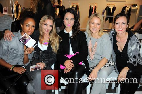 Milka Loff-fernandes, Florentine Lahme, Stephanie Stumph, Nova Meierhenrich and Maike Von Bremen 2