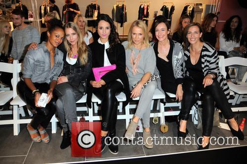 Milka Loff-fernandes, Florentine Lahme, Stephanie Stumph, Nova Meierhenrich, Maike Von Bremen and Ulrike Frank 1