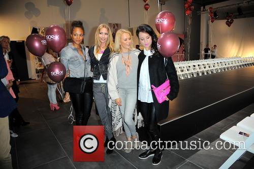 Milka Loff-fernandes, Florentine Lahme, Nova Meierhenrich and Stephanie Stumph 2