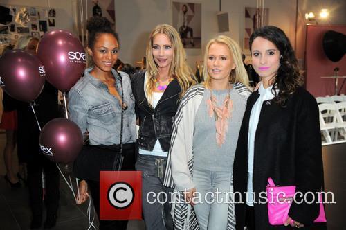 Milka Loff-fernandes, Florentine Lahme, Nova Meierhenrich and Stephanie Stumph 3