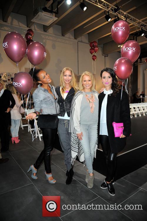 Milka Loff-fernandes, Florentine Lahme, Nova Meierhenrich and Stephanie Stumph 4