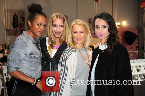 Milka Loff-fernandes, Florentine Lahme, Nova Meierhenrich and Stephanie Stumph 6