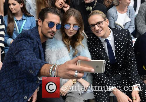 Rosie Fortescue and Oliver Proudlock 2