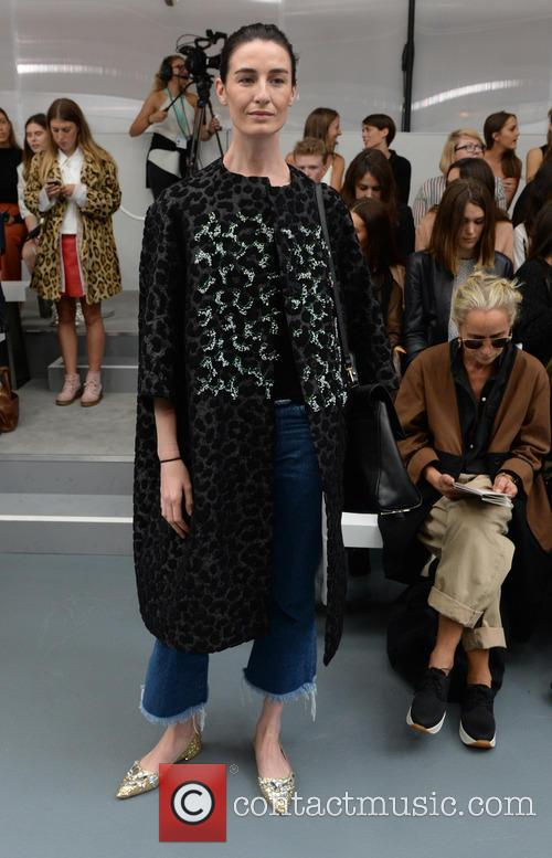 London Fashion Week Spring/Summer 2016 - Eudon Choi...