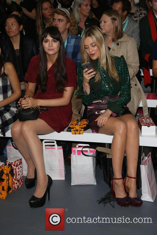 Laura Whitmore and Lilah Parsons 1