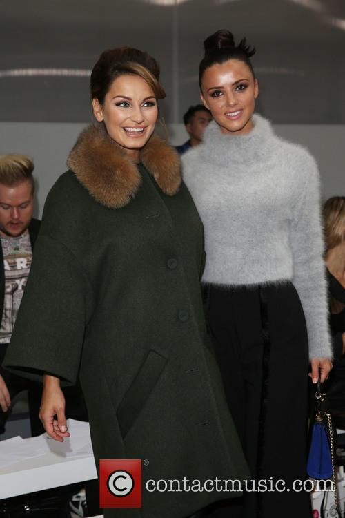Sam Faiers and Lucy Mecklenburgh 2