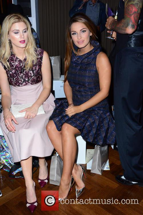 Sam Faiers and Guest 2