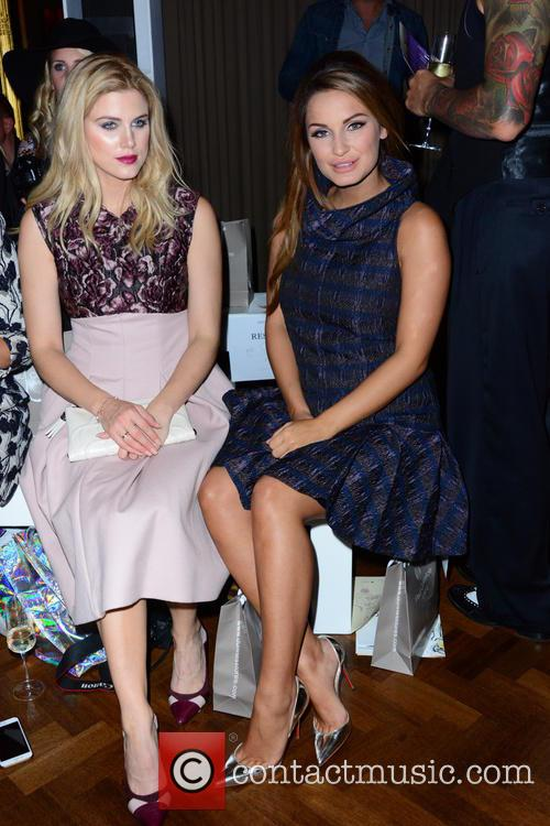 Sam Faiers and Guest 3