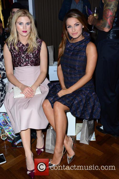 Sam Faiers and Guest 1