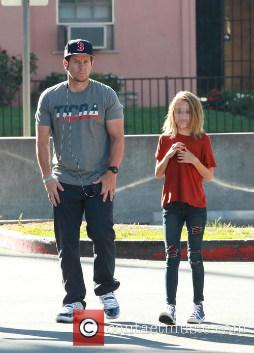 Mark Wahlberg and Ella Rae Wahlberg 4