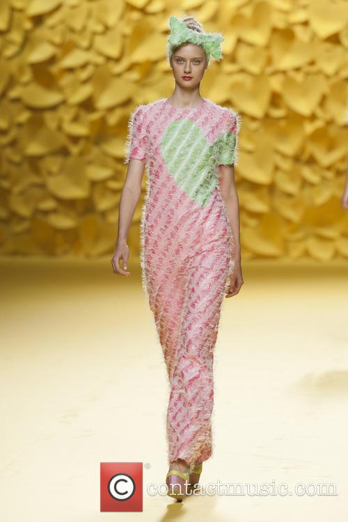 Madrid Fashion Week Spring Summer 2016 - Agatha...