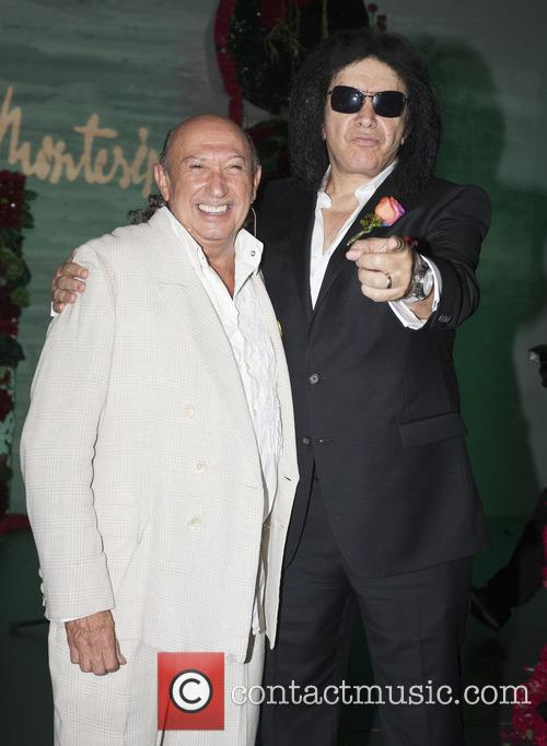 Gene Simmons and Francis Montesino 3