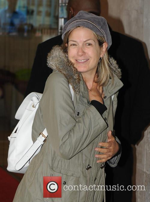Penny Smith at BBC Radio 1