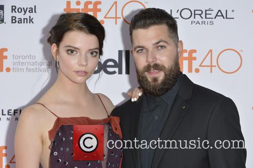 The Witch, Anya Taylor-joy and Robert Eggers 1