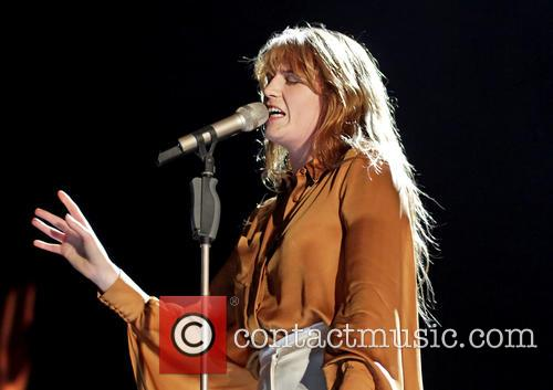 Florence Welch and Florence + The Machine 9