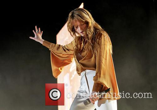 Florence Welch and Florence + The Machine 11