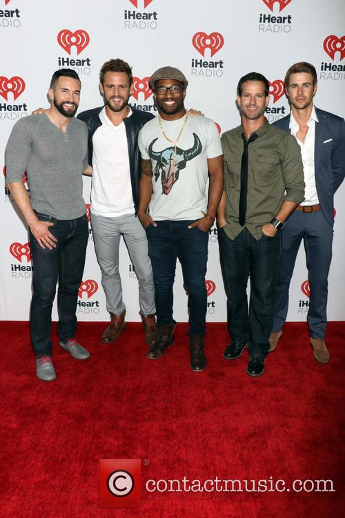 Dan Cox, Nick Viall, Marquel Martin, Kiptyn Locke and Robert Graham 1