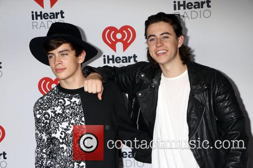 Hayes Grier and Nash Grier 1