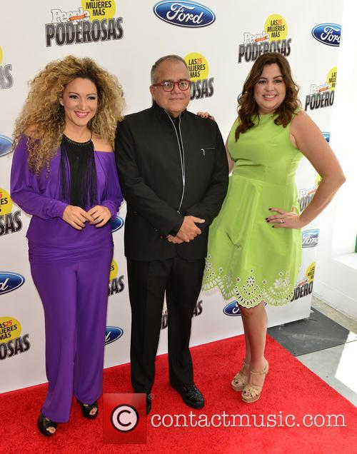 Erica Ender, Armando Correa People En Espanol's Managing Editor and Monique Manso People En Espanol's Publisher 1
