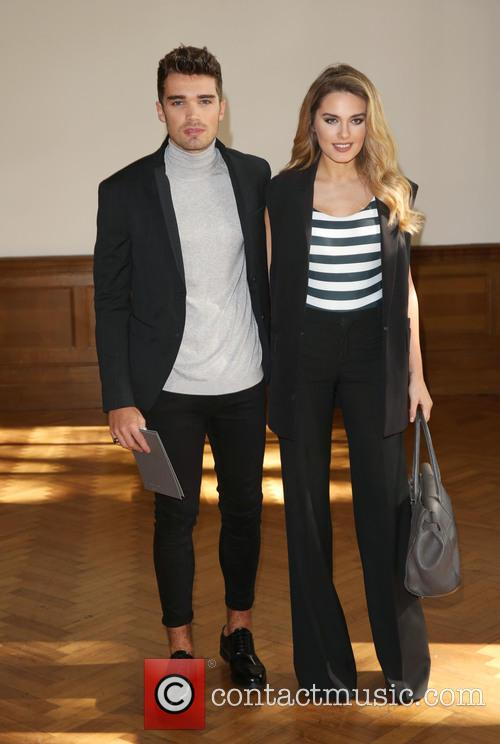 Josh Cuthbert and Chloe Lloyd 1