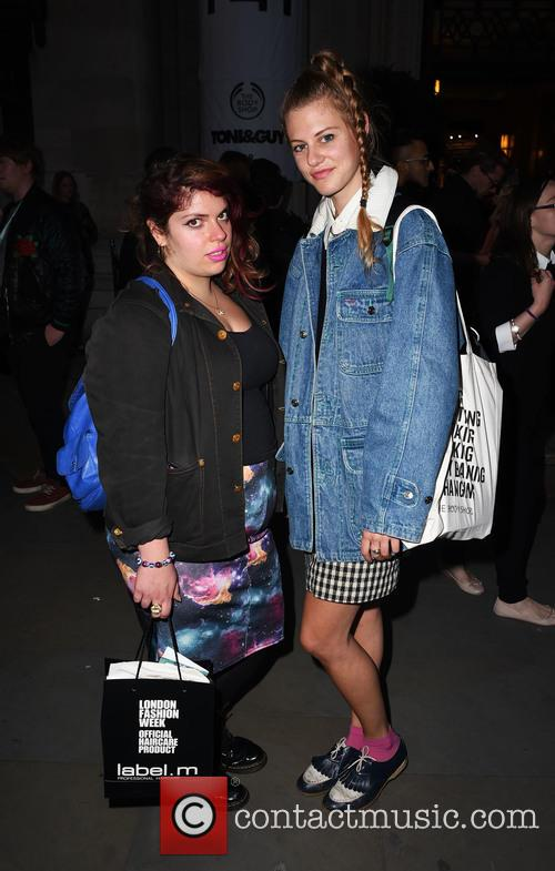 London Fashion Week Spring/Summer 2016  - Pam...