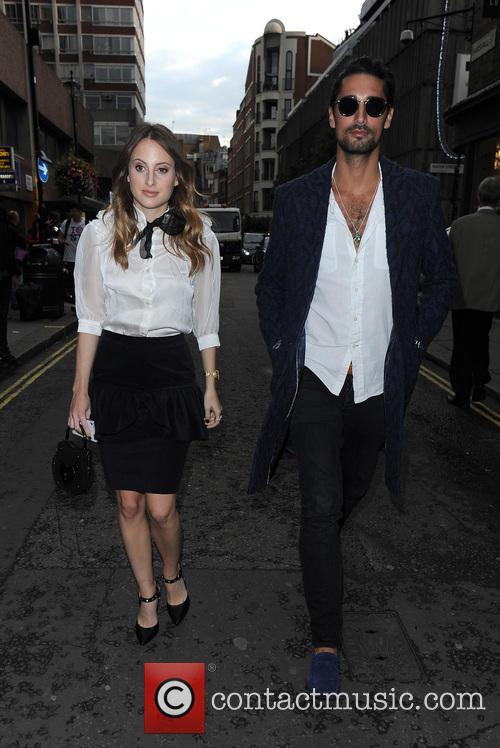 Rosie Fortescue and Hugo Taylor 2