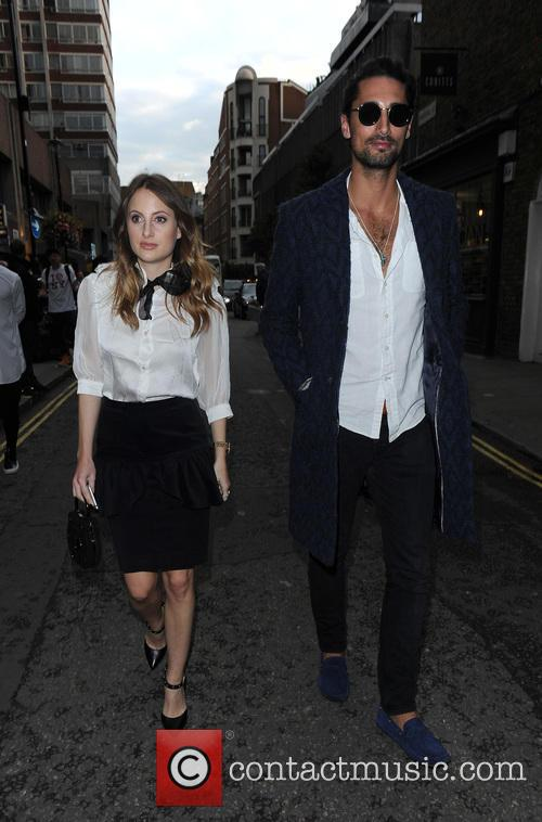 Rosie Fortescue and Hugo Taylor 5