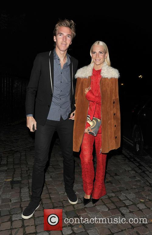 James Cook and Poppy Delevingne 2
