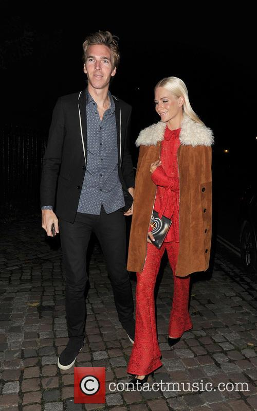 James Cook and Poppy Delevingne 3