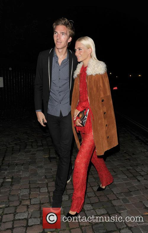 James Cook and Poppy Delevingne 4