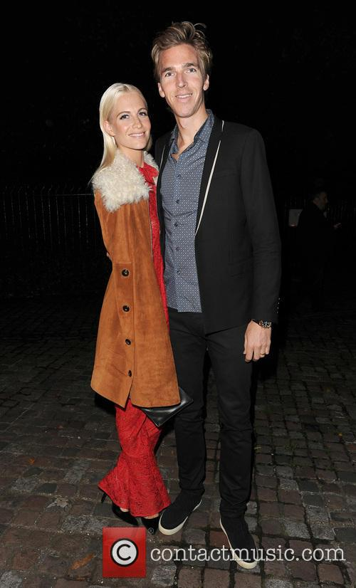 James Cook and Poppy Delevingne 5
