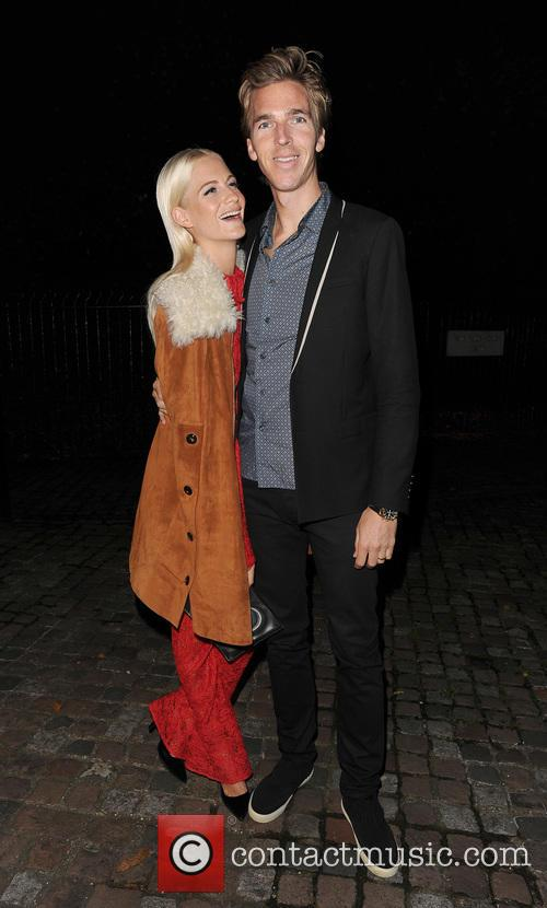 James Cook and Poppy Delevingne 7