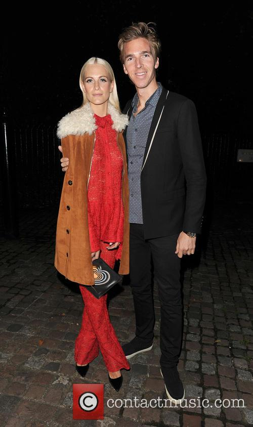 James Cook and Poppy Delevingne 1