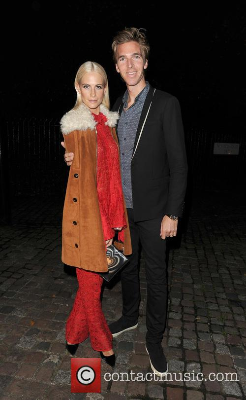 James Cook and Poppy Delevingne 9