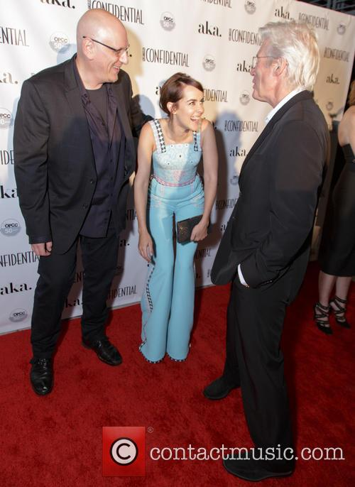 Oren Moverman, Jena Malone and Contestant 1