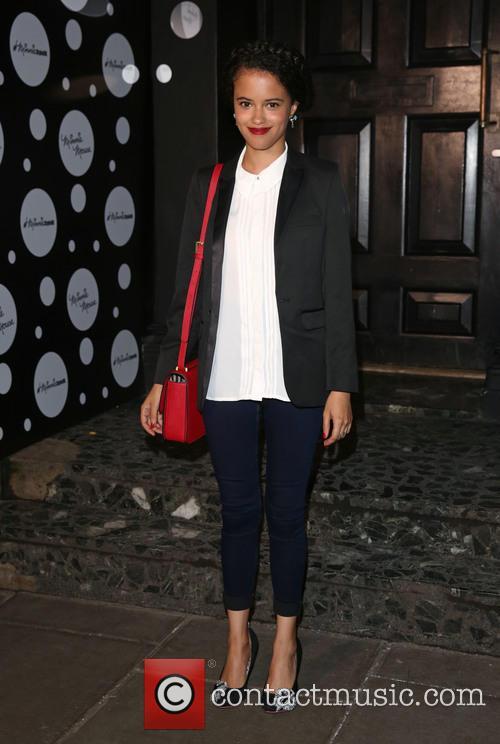 Jordan Loughran London Fashion Week Spring Summer 2016 Minnie Style Icon Launch 2