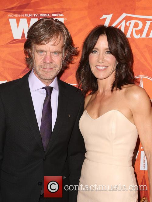 William H. Macy and Felicity Huffman 4