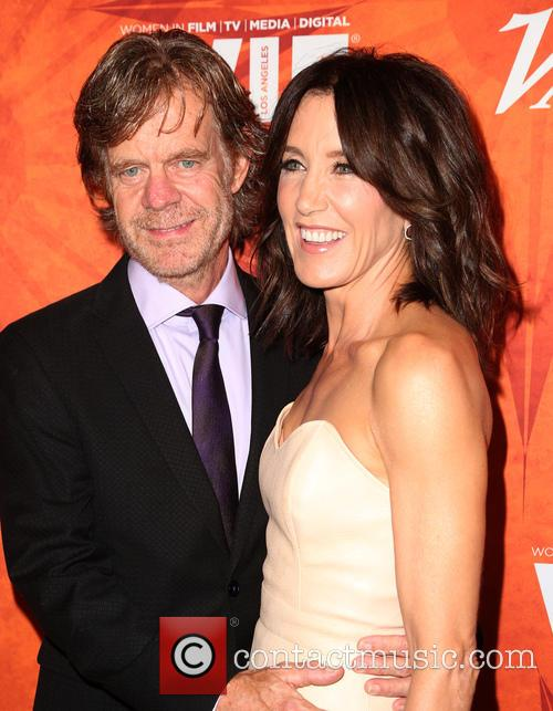 William H. Macy and Felicity Huffman 7