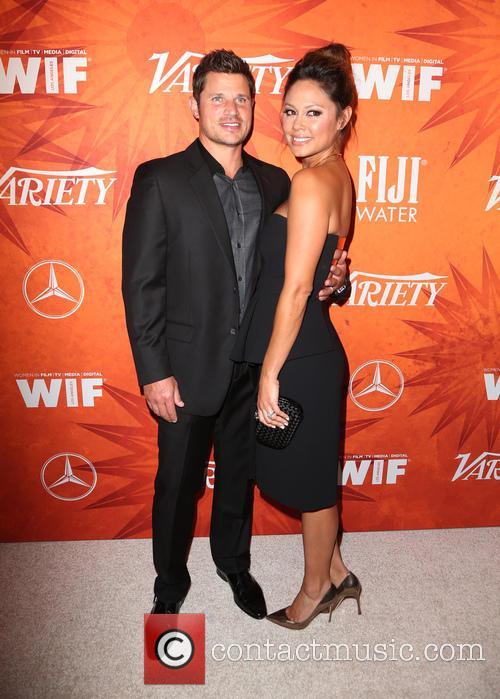 Nick Lachey and Vanessa Lachey 2