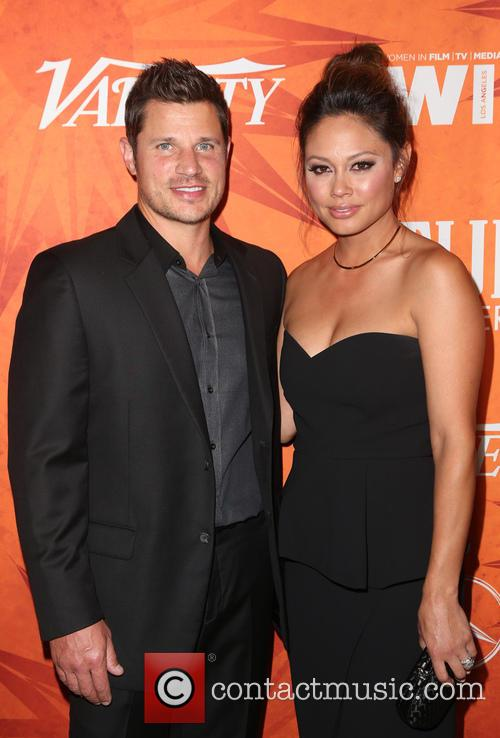 Nick Lachey and Vanessa Lachey 4