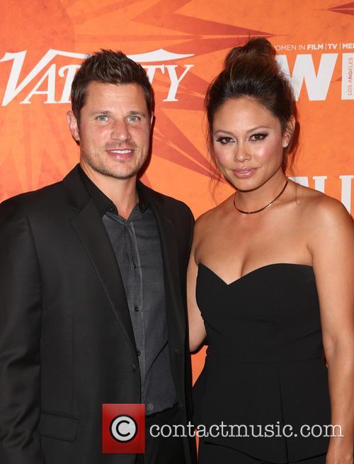 Nick Lachey and Vanessa Lachey 5