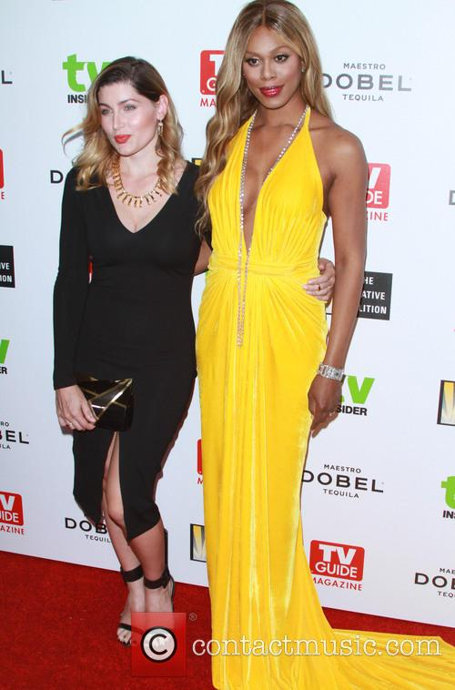 Trace Lysette and Laverne Cox 2