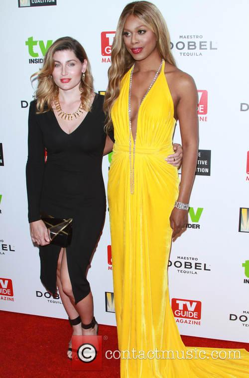 Trace Lysette and Laverne Cox 1