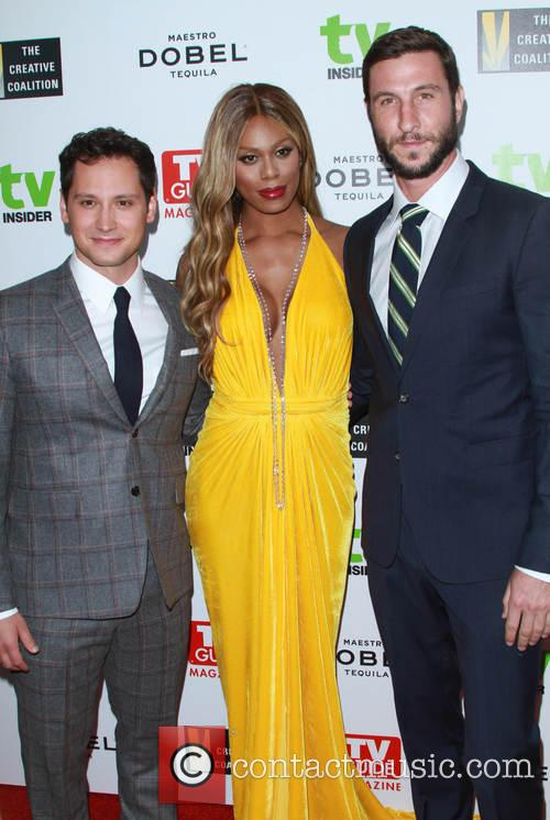 Matt Mcgorry, Laverne Cox and Pablo Schreiber 1